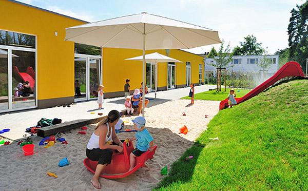 Детские сады германия фото